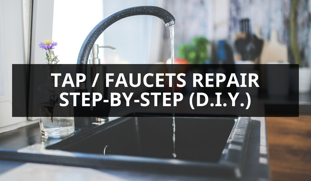 How To Repair a Tap / Faucet (Step-by-Step)